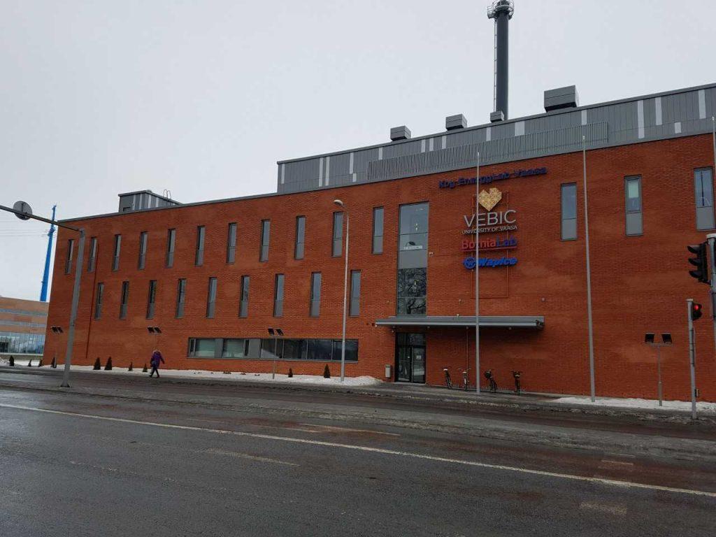 LUMA-aineiden opettajat verkostoitumassa VEBIC:ssä Vaasassa
