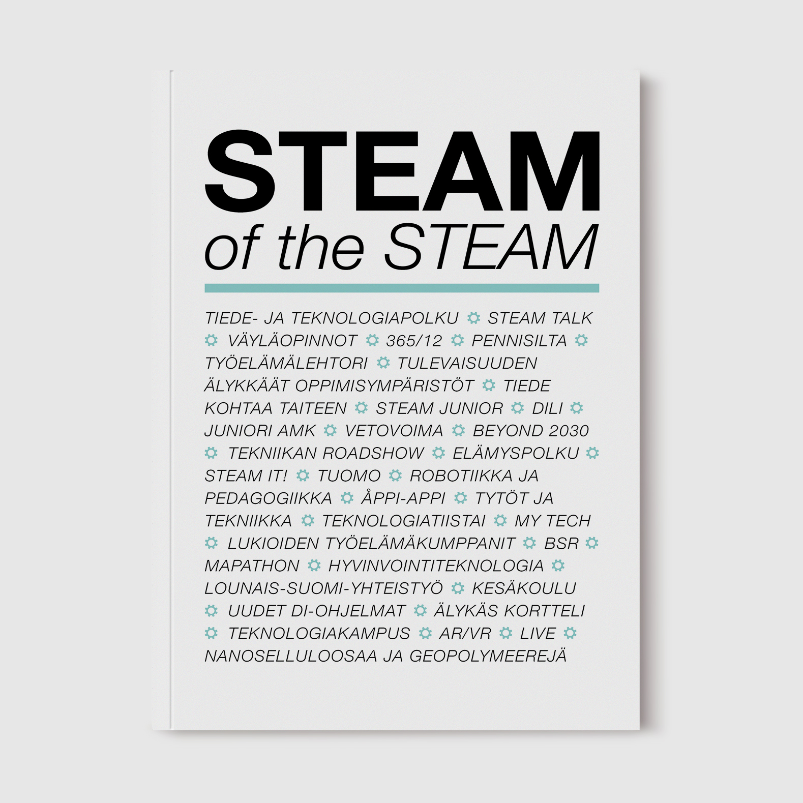 STEAM of the STEAM