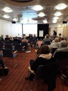 Kielitietoisuuskoulutus Itämeren aalloilla 20.11.2018
