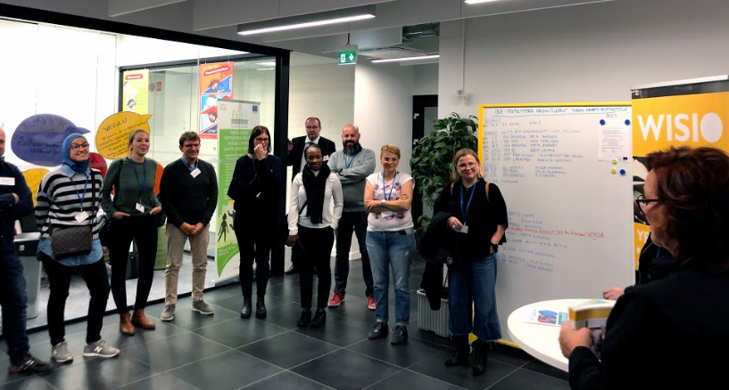 Koulutuksen innovaatiot toivat eurooppalaiset asiantuntijat Turkuun